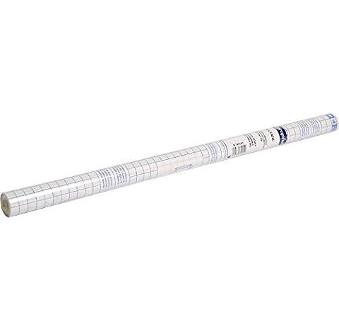 ClaireFontaine - Réf 74014C - Un Rouleau Couvre Livre Adhésif L INSTANTANE 3 m x 0,5 m 50 microns Transparent vendu à l'Unité