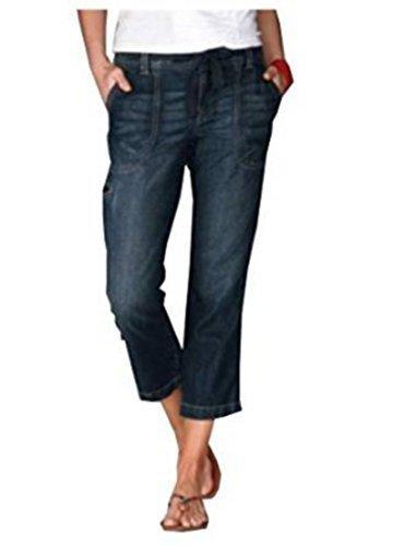 Jeans 7/8 Damen von Eddie Bauer Denim