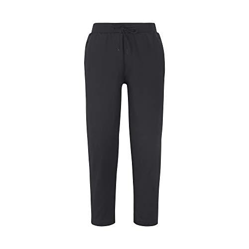 Eono Essentials - Pantalones para correr de corte ajustado con  bolsillos laterales, talla 14 años