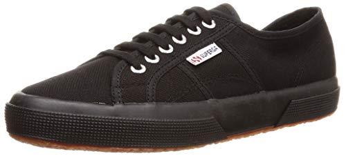 Superga 2750 Cotu Classic Zapatillas, Unisex Adulto, Negro (Full Black S996), 37 EU (4 UK)