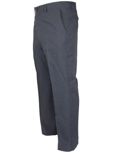 Pantaloni Farah Formali con tasche Oblique Grey