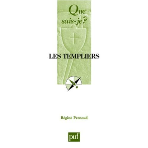 Les Templiers by Régine Pernoud (2006-05-11)