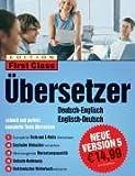 First Class Übersetzer 5.0 Englisch-Deutsch