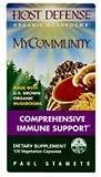 Fungi Perfecti - Host Defense MyCommunity Comprehensive Immune Support - 120 Vegetarian Capsules