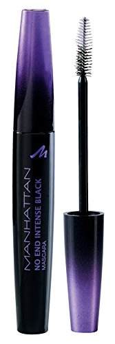 Manhattan No End Intense Black Mascara 1010Z 1er Pack (1 x 8 ml)
