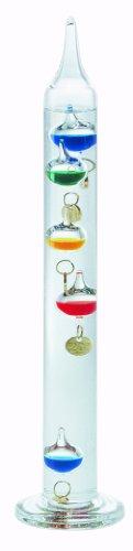 TFA, Galileo-Flüssig-Thermometer, 285 mm - Liquid Galileo-thermometer