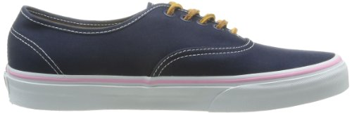 Vans Unisex-Erwachsene U Authentic Lauflernschuhe Sneakers Blau ((Brushed Twill) Dress Blues)