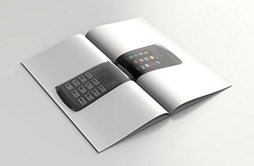 98d450593d5 ... Binatone Blade Flip Phone - Teléfono móvil Dual Sim ...