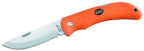 EKA Taschenmesser Swede 10 Messer, Orange, One Size