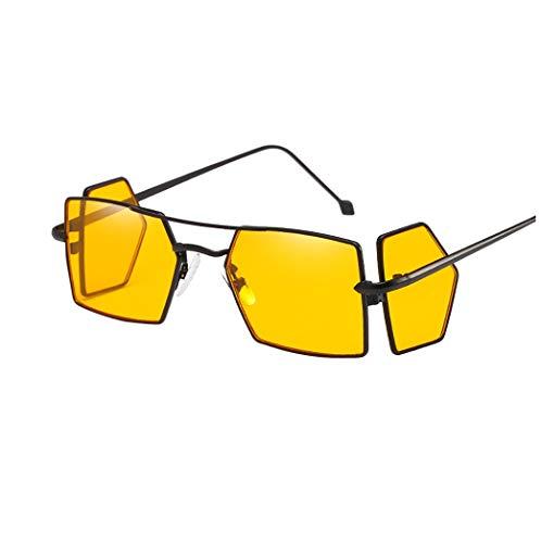 Anmain il nuovo occhiali da sole retro uomo donna protezione retro occhiali da vista creativo vogue steampunk occhiali sole metallo occhiali dsquared visor sunglasses punk sunglasses eyewear glasses
