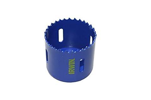 Irwin 10504185 Holesaw Bi-Metal High Speed 33l 52mm