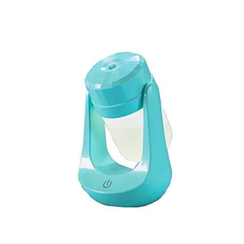 NYTYU Luftbefeuchter für zu Hause Kleiner Luftbefeuchter Aromatherapiegerät Mini USB Sprayer Feuchtigkeitsspendendes Spray - Öl Feuchtigkeitsspendende Shampoo