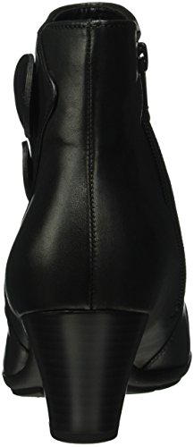 Gabor Shoes Basic, Stivaletti Donna Nero (Schwarz 27)