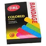 #2: Adhesive Bandages (COLOURED)