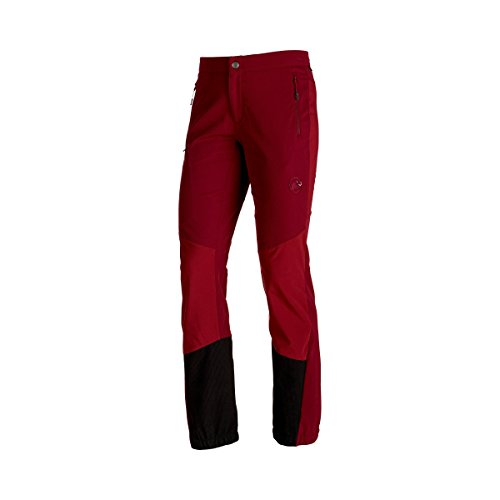Mammut Damen Softshell Skitouren-Hose Base Jump Advanced