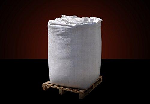 ▶ Big Bag Premium Holzpellets als Einstreu für Pferde, DINplus & ENplusA1 zertifiziert, *0,37€/kg*, 1000kg im BigBag auf Palette, kostenfreie Lieferung, Holz-Pellets