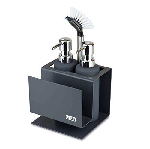 Cube: Organizer/ Utensilienhalter/ Ordnungssystem/ Schwammhalter/ Geschirrspüler-Set Für Die Küche