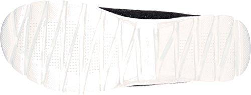 Skechers Damen Sneaker EZ Flex 3.0 Estrella Weiß Black