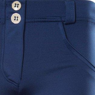 Freddy Wrup Skinny Pantalone B560(Blu Chiaro)