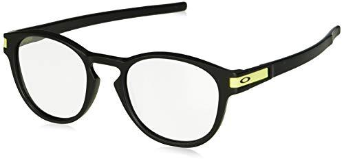 Ray-Ban Herren Latch OO9265 Sonnenbrille, Schwarz (negro mate), 0