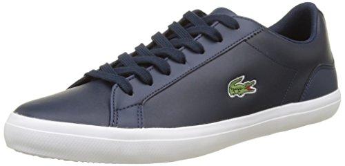 Lacoste Lerond BL 1 Cam, Zapatillas para Hombre, Azul (Nvy), 43 EU