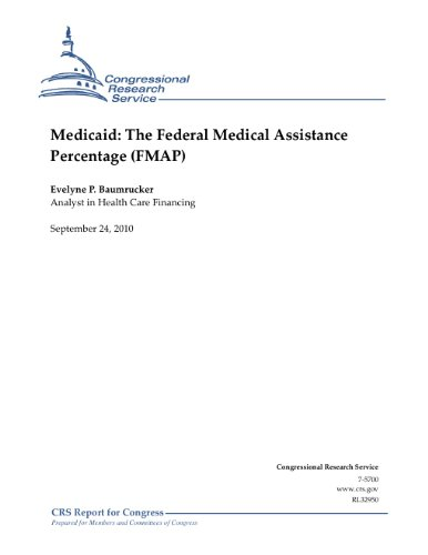 Medicaid: The Federal Medical Assistance Percentage (FMAP)