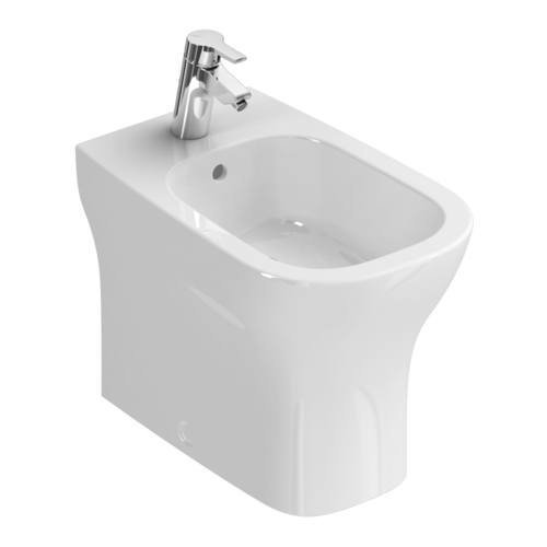Sanitäranlagen Badezimmer Bidet Draht Wand Ideal Standard Serie Active