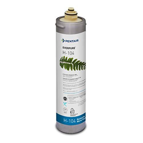 Everpure H104 filtro agua contra depósitos cal metales