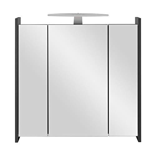 Galdem Elegance Spiegelschrank, 70cm - 2
