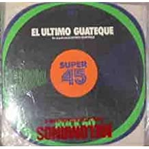 Antiguo Vinilo - Old Vinyl : EL ULTIMO GUATEQUE, Rock 60