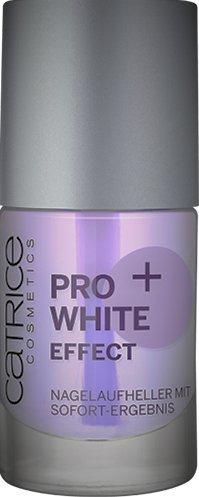 Catrice Nagellack Pro White Effect Nagelaufheller 10 ml