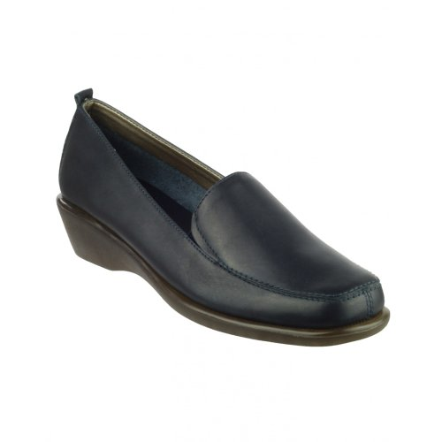 The Flexx Internet - Mocassino - Donna (38 EUR) (Blu navy)