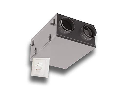 Apparecchio di ventilazione con recupero di calore KWL Optima mini aerazione singola a circuito incrociato scambiatore di calore in cellulosa