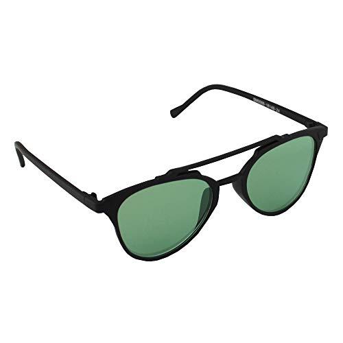 Visionmania Sonnenbrille UV 400 Aviator Grün Reflektierend 1814B_4