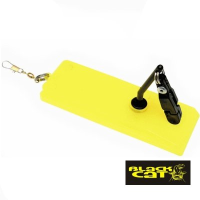 Black Cat Side Planer, X, 15 cm -