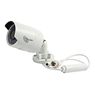ALLNET ALL-CAM2397-LEW IP Outdoor Bullet White surveillance camera - security cameras (IP, Outdoor, Bullet, Wireless, SDHC, White)