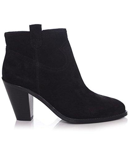 Ash Femmes Les bottines Ivana Prestige Noir Noir