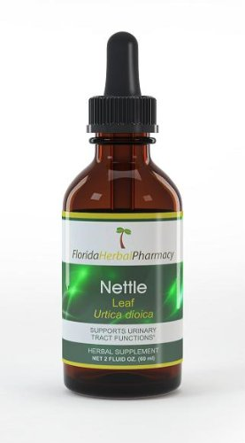 Florida Herbal Pharmacy, Nettle Tincture / Extract 2 oz.