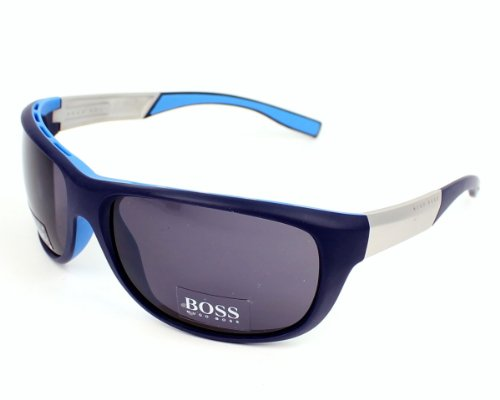 Boss Gafas de Sol Polarized 0606/P/S 3H 5VD (65 mm) Azul