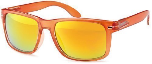 sense42-retro-lunettes-de-soleil-moitie-transparent-cadre-avec-miroir-verres-avec-charniere-flexible