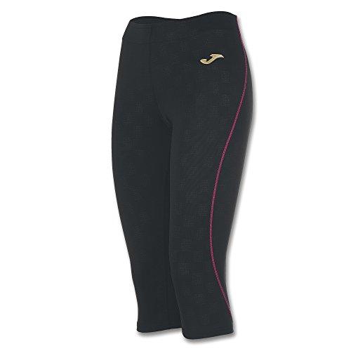 Joma 900050.105 Short Sportswear, Noir/Fuchsia, FR : L (Taille Fabricant : L)