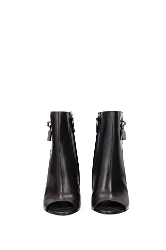116W1667RSCABLK Tom Ford Chaussure mi montantes Femme Cuir Noir Noir