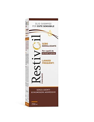RestivOil olio-shampoo Fisiologico Sebo