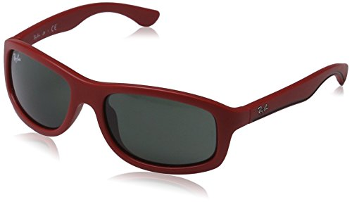 Ray-Ban Junior Sonnenbrille Mod. 9058S 700271 rot