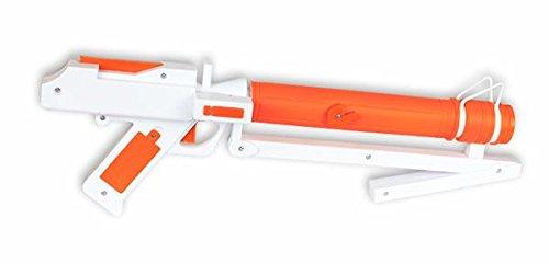 Star Wars The Clone Wars Waffe Clone Trooper Blaster mit Sound (Rey The Force Awakens Kostüm)