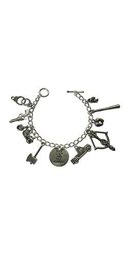 BriteSparkz Zombie Charm Armband–Größe Klein 15cm