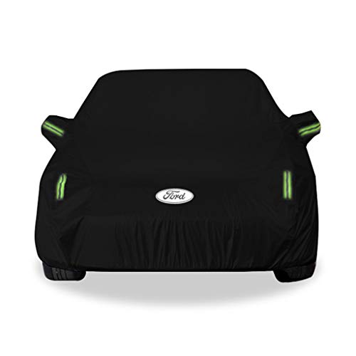 Autoabdeckung Ford Kuga Car Cover SUV Dicker Oxford Stoff Sonnenschutz Regendicht Warm Car Cover (größe : Oxford Cloth - Single Layer)