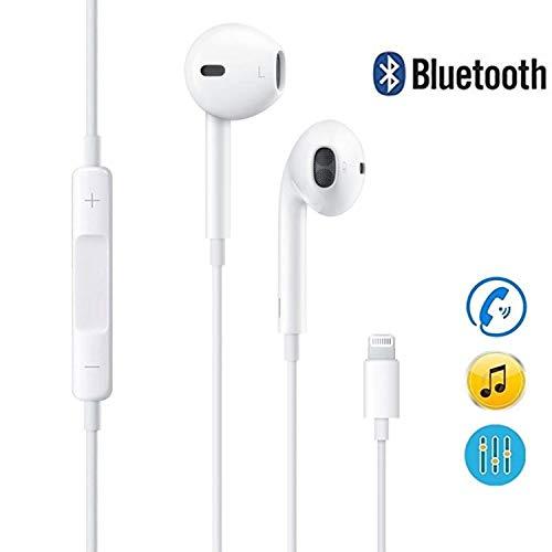 Neo Zengary In-Ear Sport Bluetooth Kopfhörer mit Mikrofon, Audio Stereo Kopfhörer Langlebig für iPhone 7/7 Plus / 8/8 Plus/X/XS/XS Max
