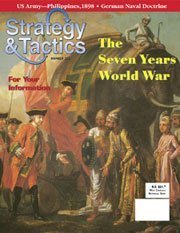 Dg: Strategy & Tactics Magazine #221, With Seven Years World War Board Game By Dg Decision Games