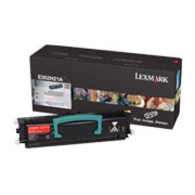 Preisvergleich Produktbild Lexmark E350H80G E350, E352 Tonerkartusche 9.000 Seiten, schwarz